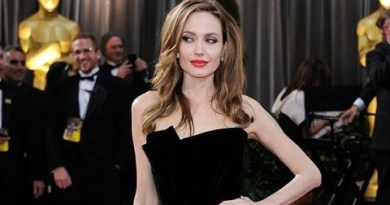 Angelina Jolie's Sexiest Black Dresses of All Time