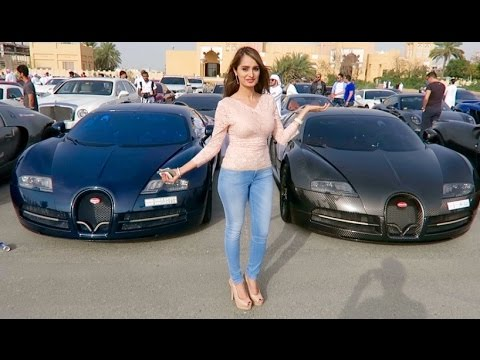 Rich Kids of the Middle East – The Most Expensive Car Event in the World !!