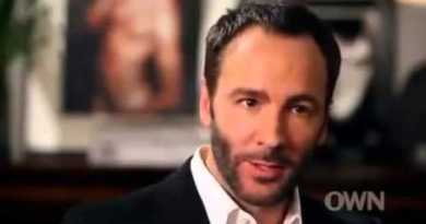 THE LIFE OF A STAR : TOM FORD DOCUMENTARY