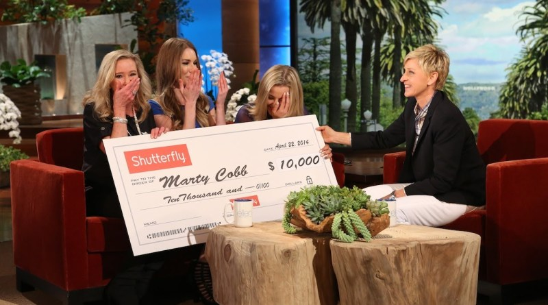She got famous overnight, but still had hardship… then Ellen STUNNED her with an amazing surprise!