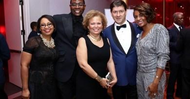 Photo © Tony Powell. 2017 Alvin Ailey DC Gala. Kennedy Center. February 8, 2017