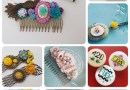 Kitschy Cross Stitch and More At Glamasaurus