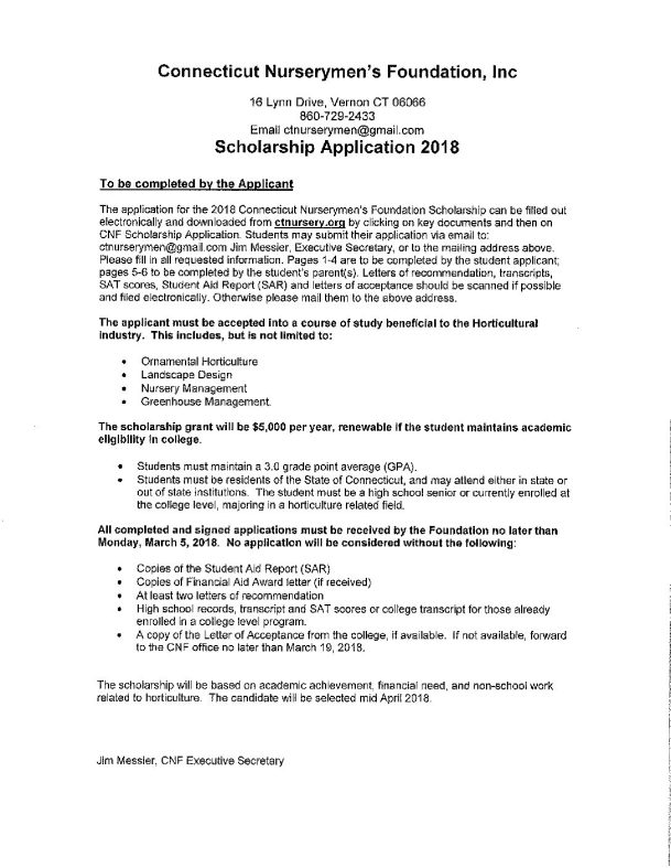 CT Nursery & Landscape Association | Improving landscapes and