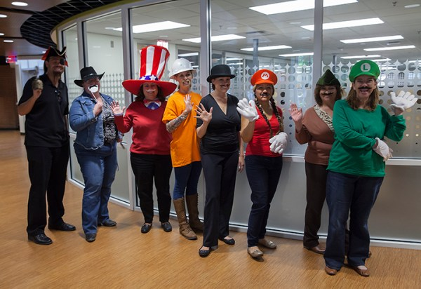 CNM Employees Have Fun With Halloween — Central New Mexico ...