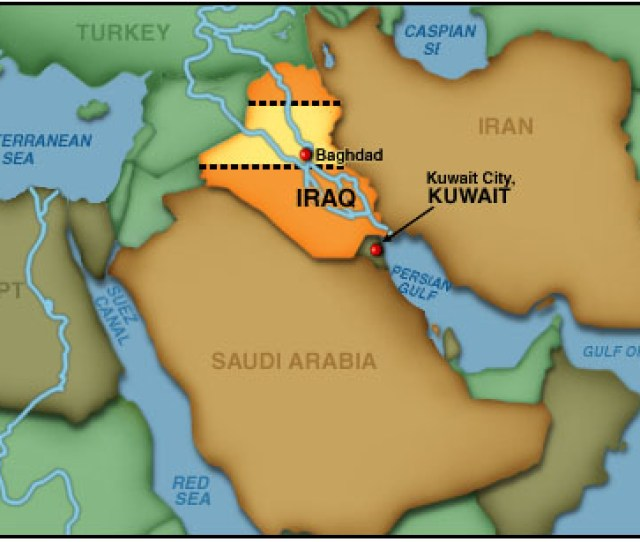 In The Kuwait Desert  Km From The Iraqi Border War Games Are Being Waged By 1500 U S Army Soldiers Based There Year Round Troops Who