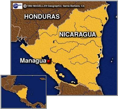 Voyage Nicaragua : Managua ; à la découverte de la capitale du Nicaragua 1