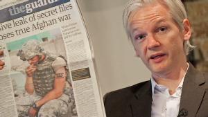 WikiLeaks is a website where people send classified documents