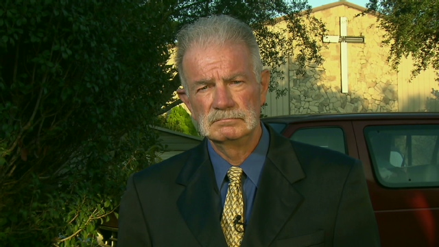 Pastor Terry Jones made a surprise announcement Thursday evening.