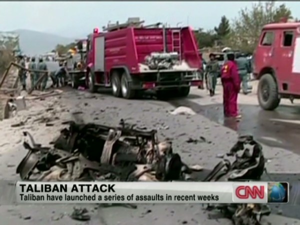 Militants launch deadly attack on Afghan governor's ...
