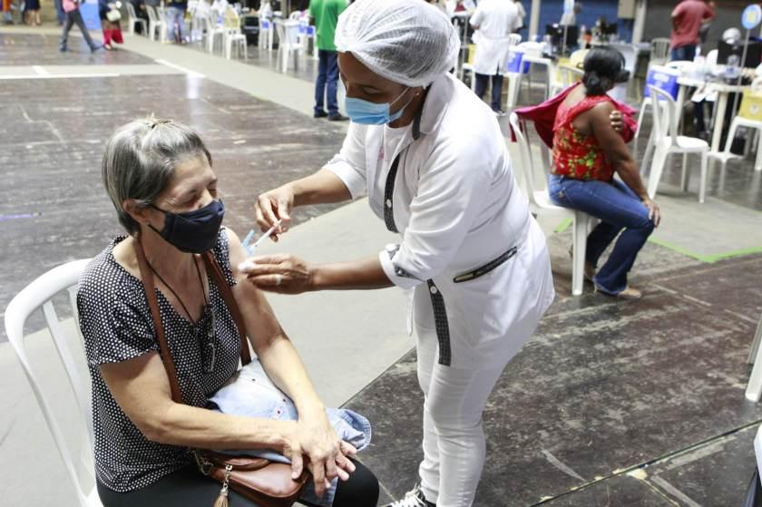 Vaccination against Covid-19 in Minas Gerais
