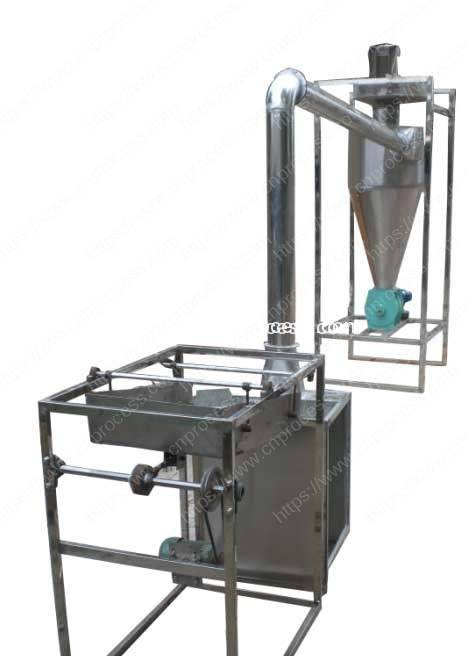 Stone-Remover-for-Chili-Powder-Production-Line
