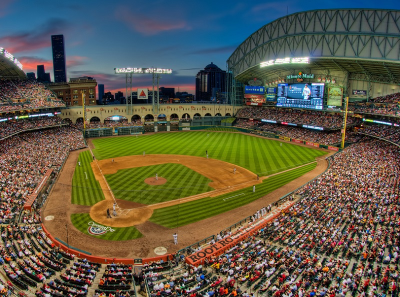 Image result for Minute Maid Park In Houston