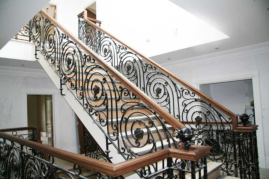 Decorative Wrought Iron Balustrades Gallery Landing Interior Metal | Wrought Iron Balustrades And Handrails | Metal | Wrought Ironwork | Design | Mild Steel | Cast Iron