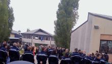 Gendarmerie INTEFP Marcy l'étoile