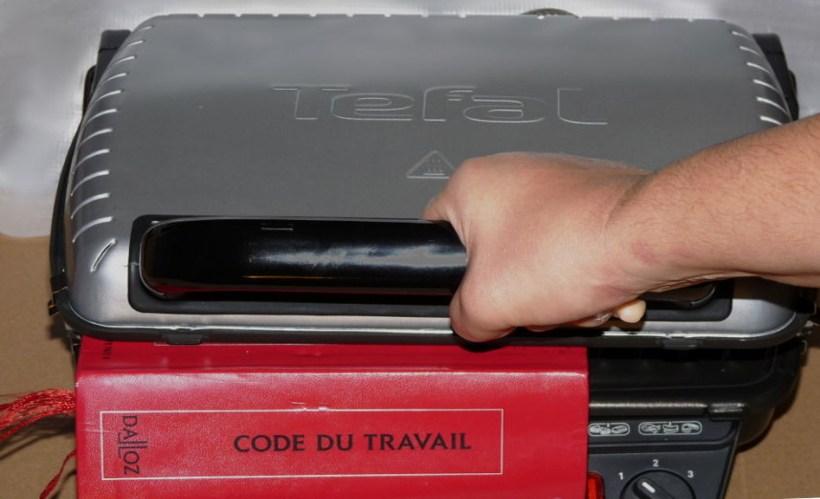 Tefal écrase et grille le code du travail