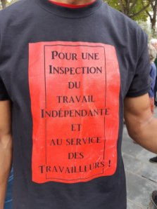 affaire tefal cassation tee shirt inspection du travail au service des salaries 2018-09-05