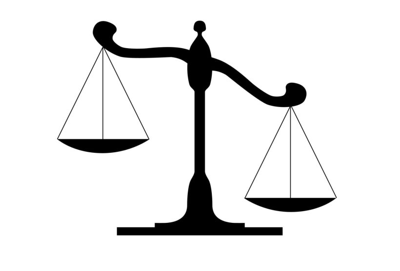 balance injustice