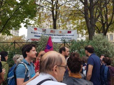 banderole inspection du travail indépendance affaire tefal cassation 2018-09-05