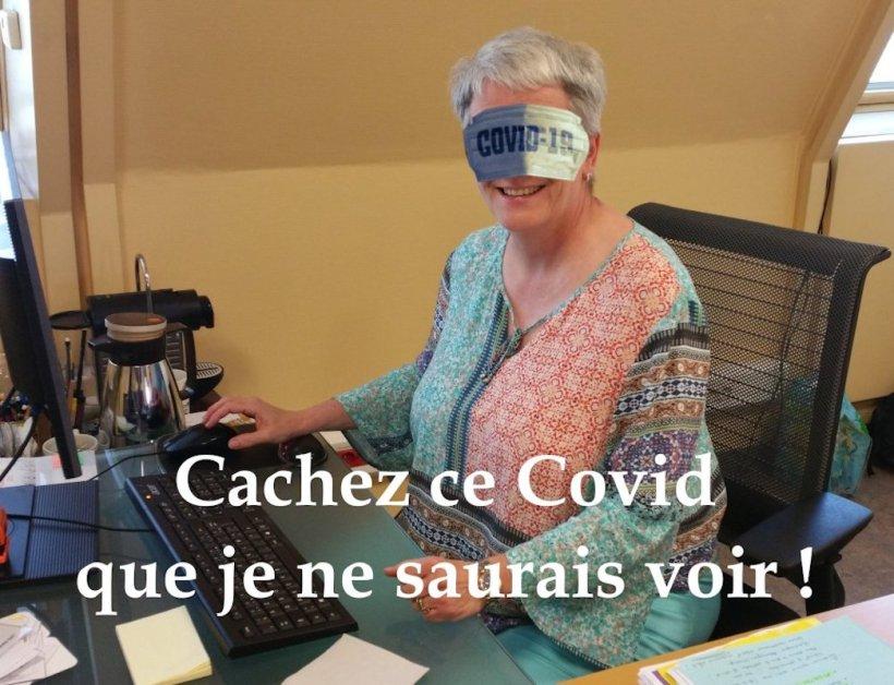 Isabelle Notter Direccte grand est auvergne rhones alpes covid-19 coronavirus