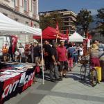 Compte-rendu, photos et vidéos du rassemblement de soutien du 14 septembre 2016 à Chambéry