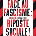 Face au fascisme: riposte sociale !