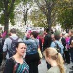 TEFAL rassemblement intersyndicale devant la cour de cassation soutien Laura Pfeiffer 2018-09-05