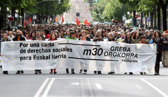 [Editorial] ¿A qué esperamos aquí?: Huelga General para enero en el País Vasco y Navarra