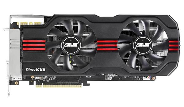 ASUS Launches Graphics Card GeForce GTX 680 DirectCU II 5