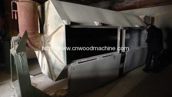 Installed-Ice-Cream-Sticks,-Tongue-Depressor-Rotary-Drying-and-Polishing-Machine