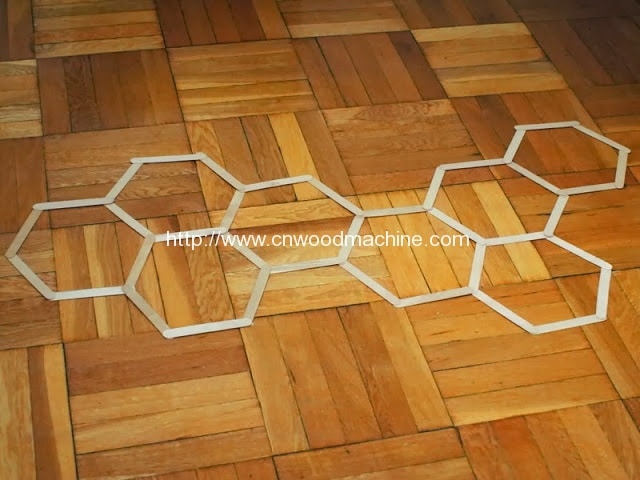 honeycomb popsicle wall art 2