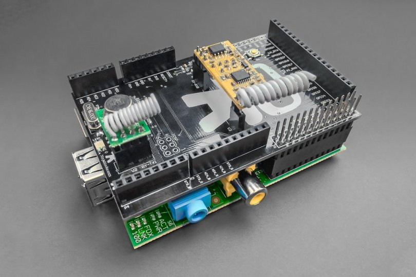 Image result for raspberry pi rust