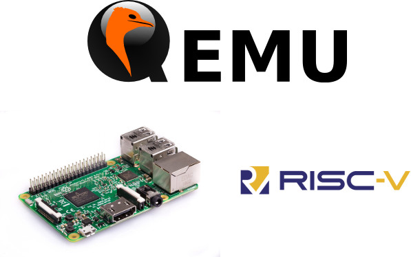 QEMU 2.12 Released with Raspberry Pi 3, RISC-V Support