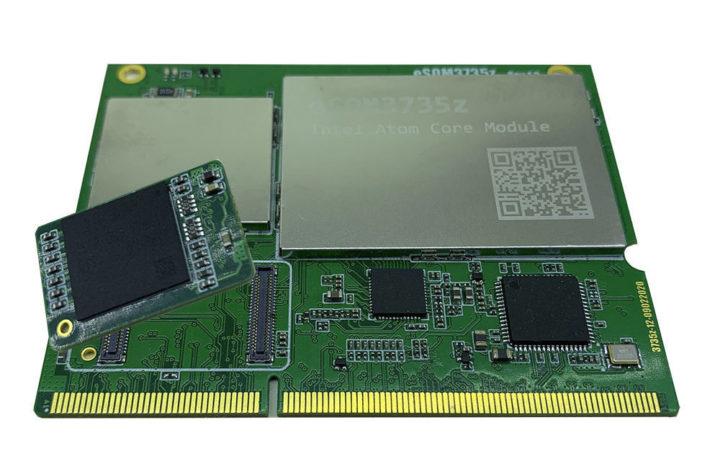 Intel Atom System-on-Module
