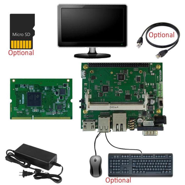 WinCE development kit