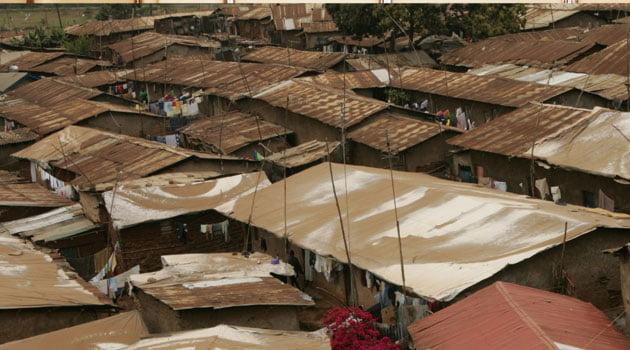 KIBERA-SLUM