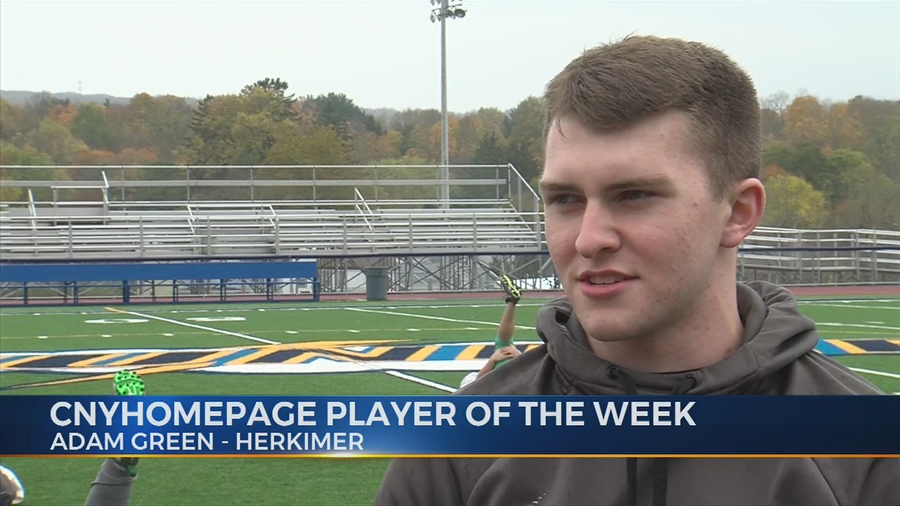 CNYHomepage Player of the Week: Adam Green