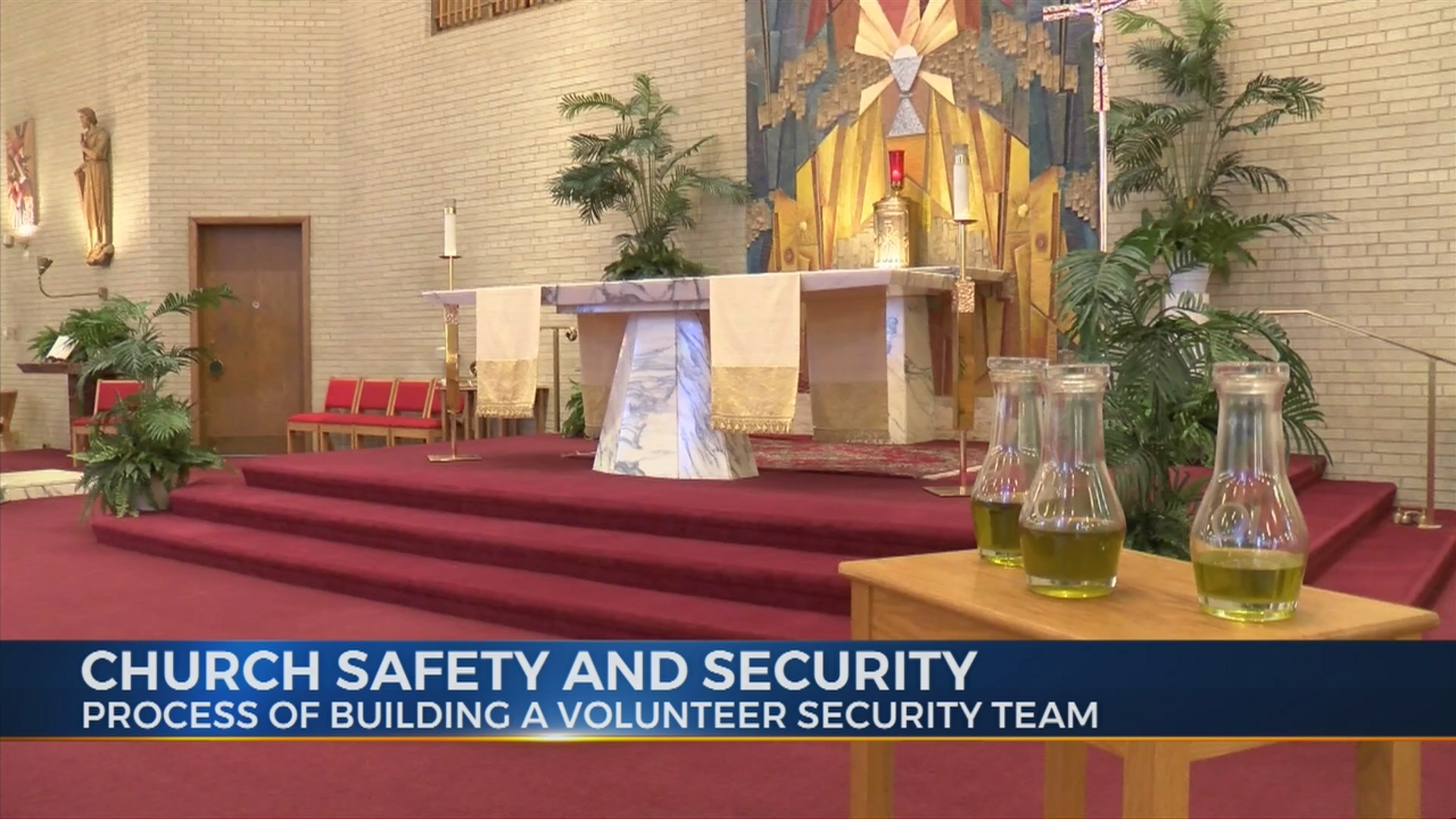 Church Safety & Security