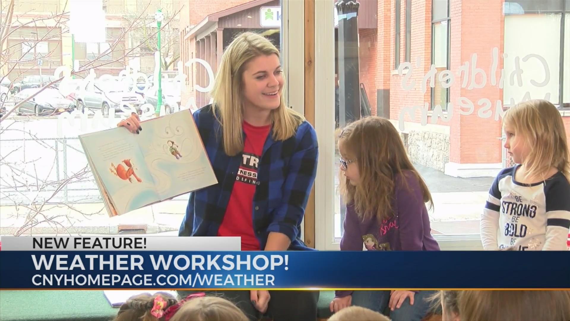 Weather Workshop #1