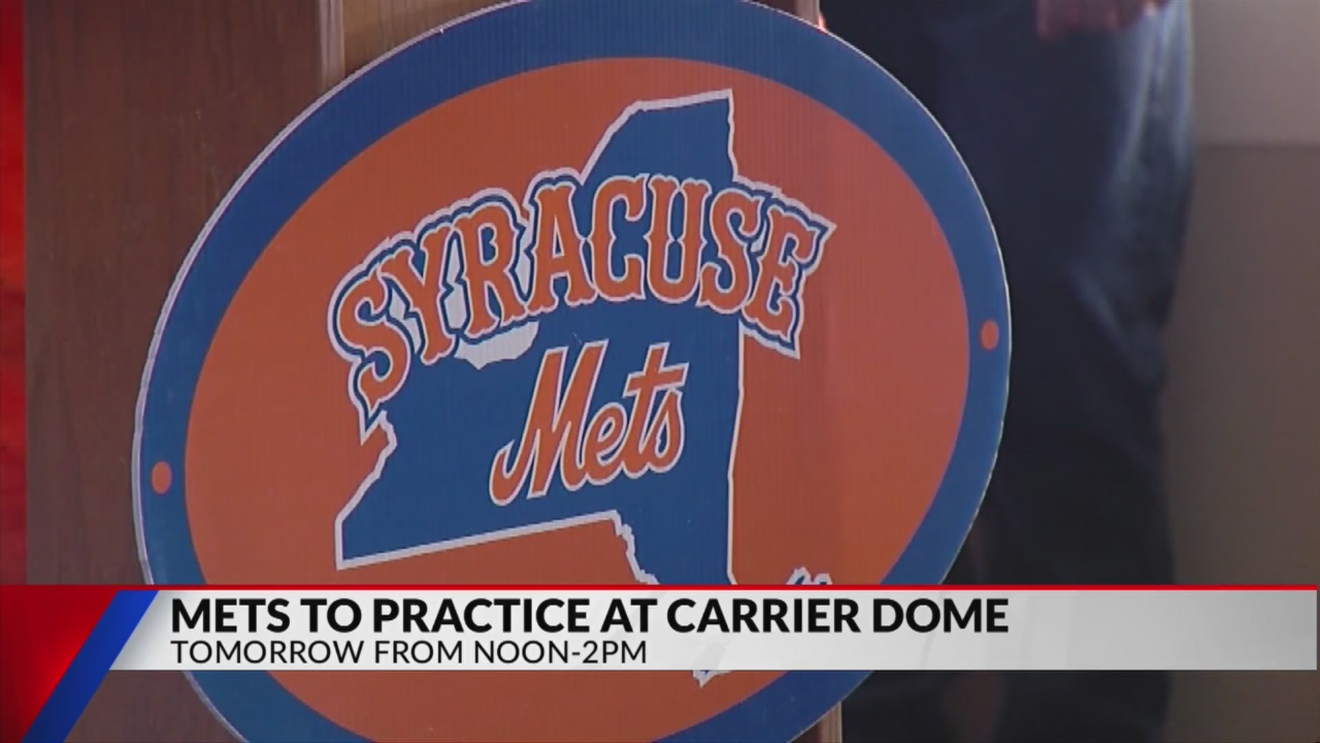 Mets to hold workout in Syracuse