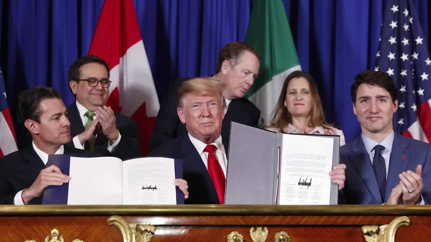 US-Mexico-Canada Agreement Seeks to Aid Agricultural Industry