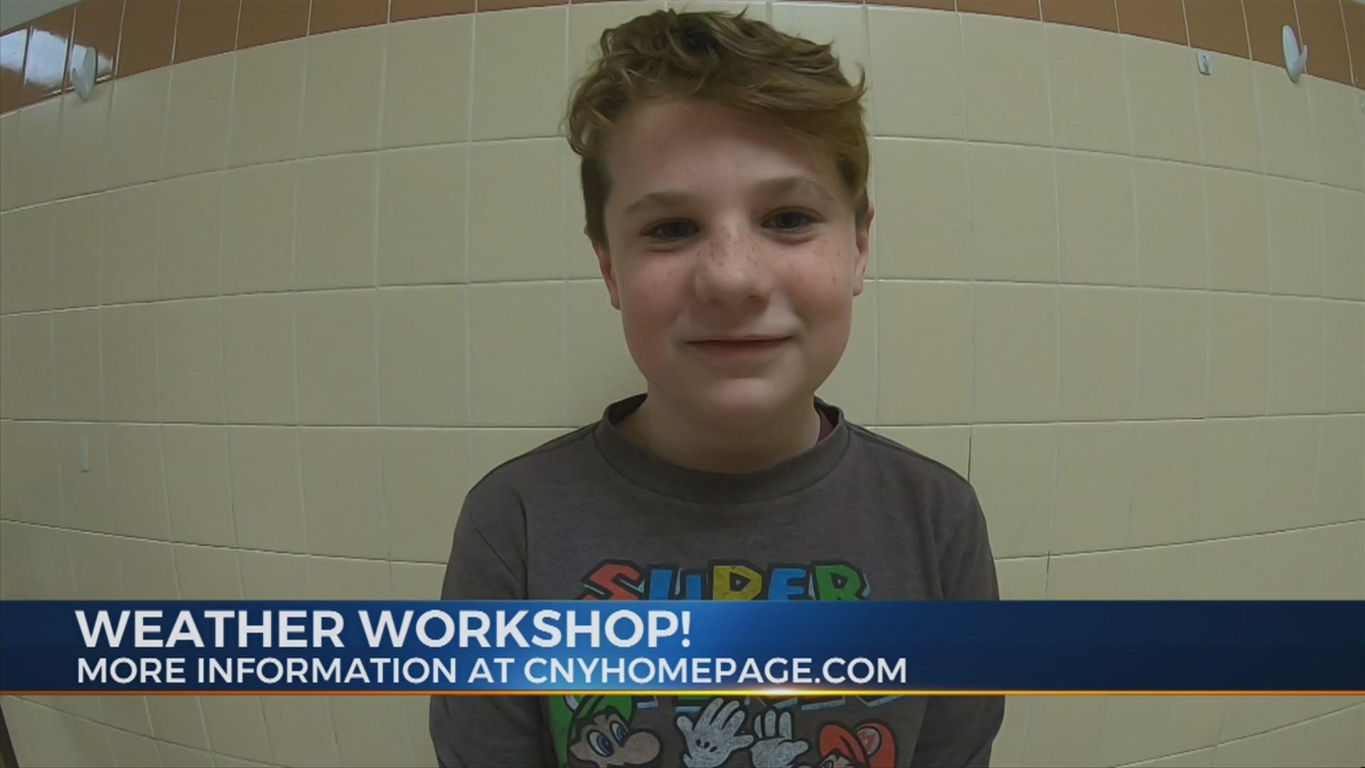 Weather Workshop 4-10