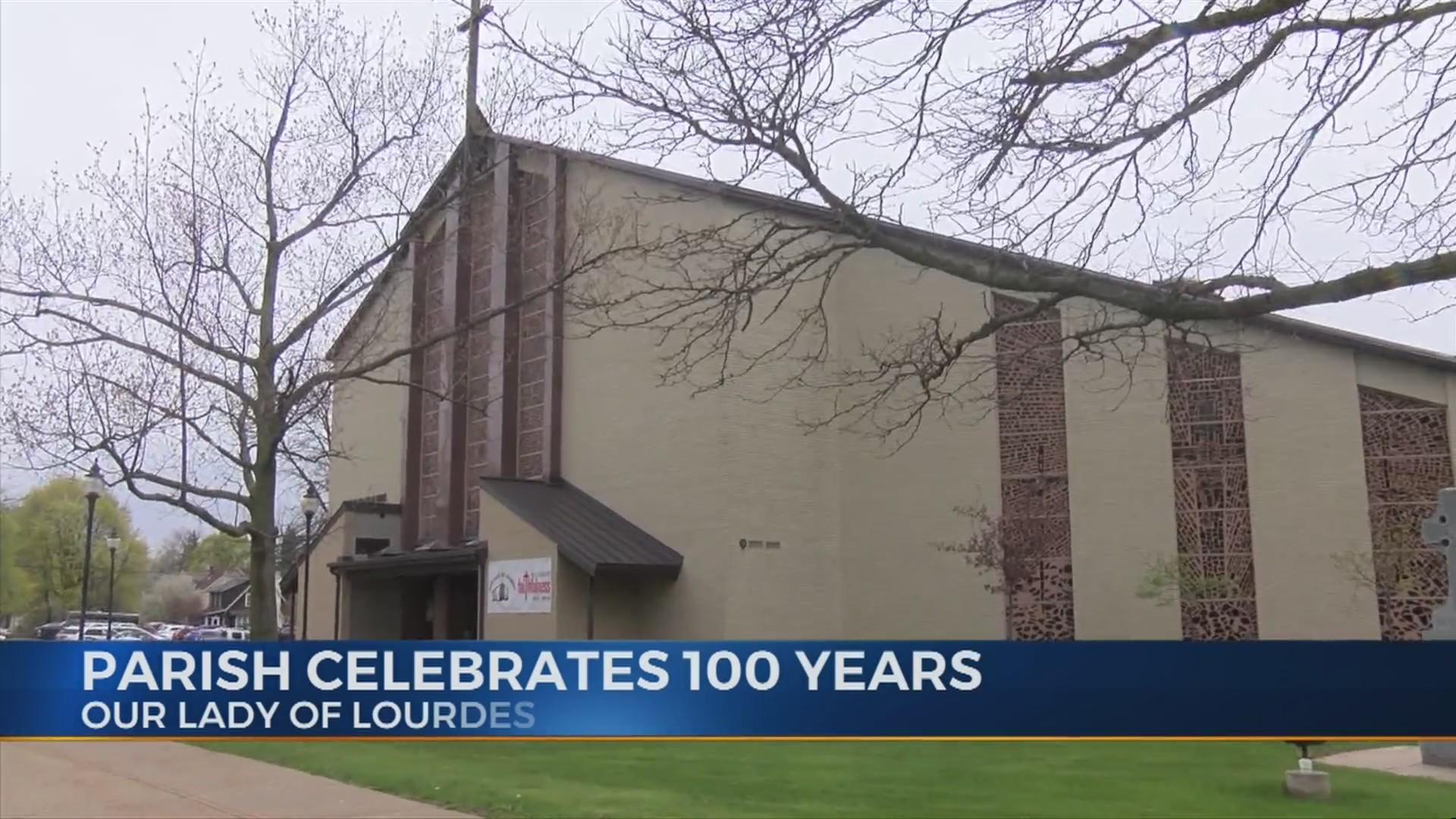 Parish Celebrates 100 Years