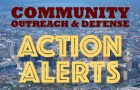 Community Outreach & Defense Alerts: 7/14