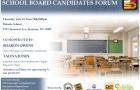 Syracuse School Board Candidate Forum