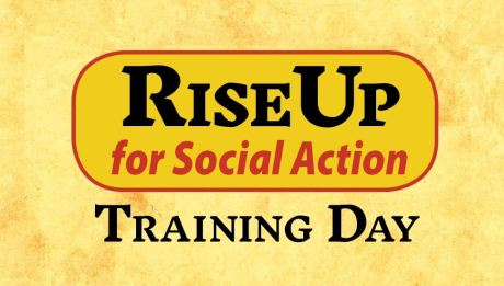 Rise Up for Social Action Training Day