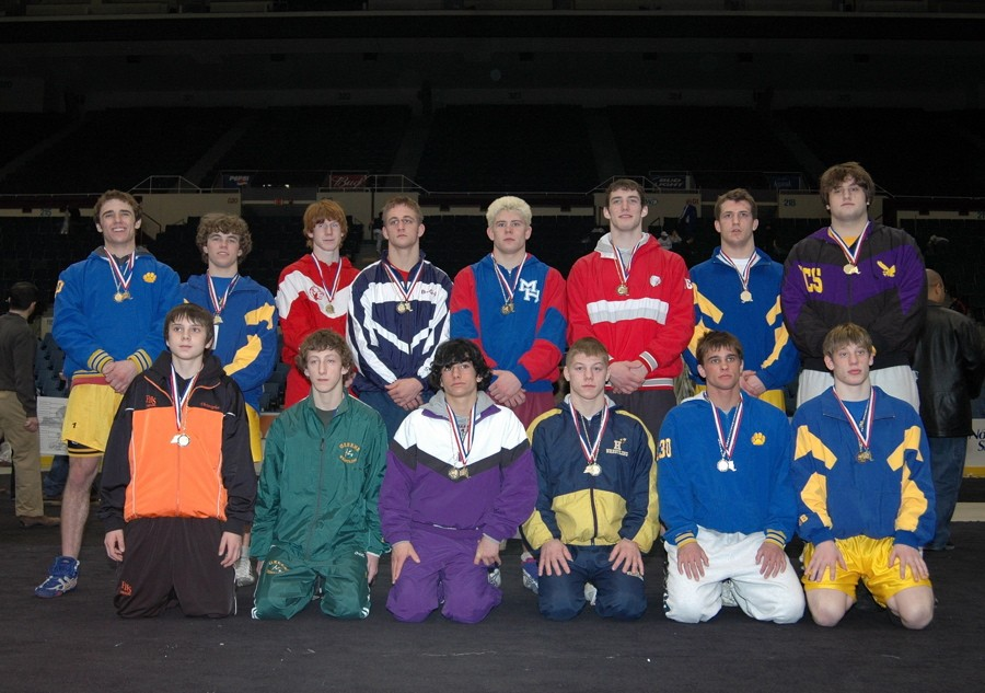 Barnesville Mn Wrestling Team 2005