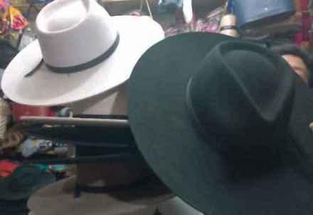 Sombrero De Gaucho Salteño Realizado De Paño Med. 53 Al 60 ... e6d222df7ec