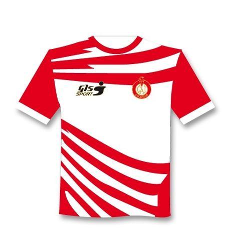 Camisetas De Futbol - 100 % Sublimadas - Somos Fabricantes ... a0885afd37728