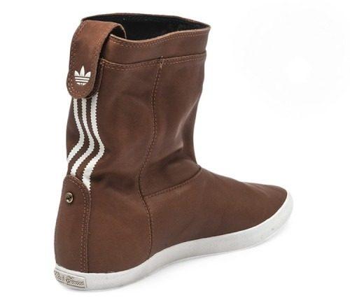 size 40 e1e36 b5a9a Zapatillas  Botas Adidas Adria Sup Hi Sleek