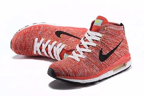Zapatillas Nike Botitas Flyknit Chukka Sp Mujer Envio Gratis
